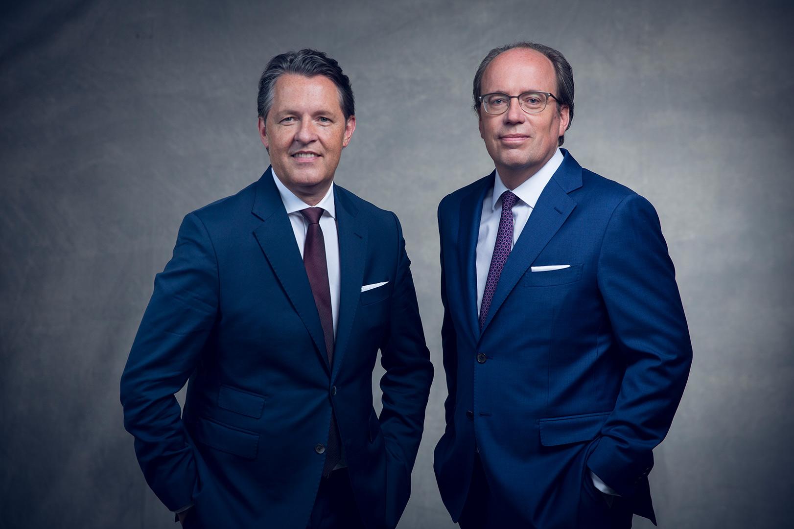 Frank H. Körmann und Peter Zillmann